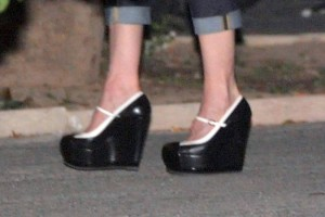 Madonna out and about in Rome - June 2012 (9)