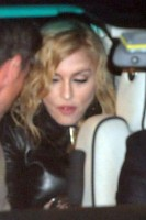 Madonna out and about in Rome - June 2012 (12)