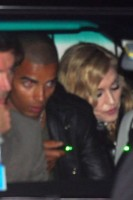 Madonna out and about in Rome - June 2012 (13)