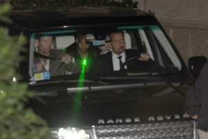 Madonna out and about in Rome - June 2012 (15)