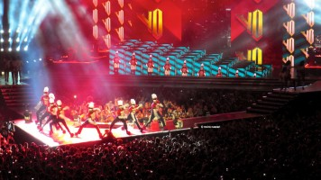 MDNA Tour - Milan - 14 June 2012 - Moira (27)