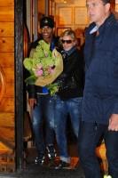 Madonna riding a Vespa in Rome - 13 June 2012 (22)