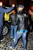Madonna riding a Vespa in Rome - 13 June 2012 (28)