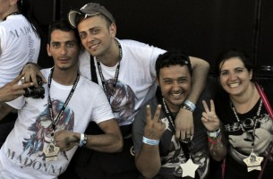 MDNA Tour - Florence - 16 June 2012 - Fan Pictures (1)