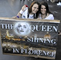 MDNA Tour - Florence - 16 June 2012 - Fan Pictures (3)
