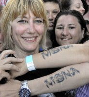 MDNA Tour - Florence - 16 June 2012 - Fan Pictures (5)