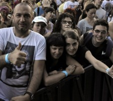 MDNA Tour - Florence - 16 June 2012 - Fan Pictures (7)