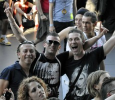 MDNA Tour - Florence - 16 June 2012 - Fan Pictures (9)