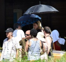 Madonna on the set of Turn up the Radio - 18 June 2012 - Part 3 (26)