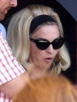 Madonna on the set of Turn up the Radio - 18 June 2012 - Part 3 (27)
