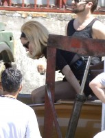 On the set of Turn up the Radio - Madonna - Florence - Part 2 (13)