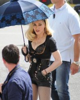 Madonna on the set of Turn up the Radio - 18 June 2012 - Part 3 (1)