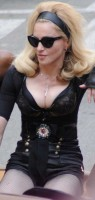 Madonna on the set of Turn up the Radio - 18 June 2012 - Part 3 (2)