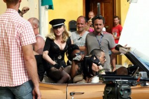 Madonna on the set of Turn up the Radio - 18 June 2012 - Part 3 (12)