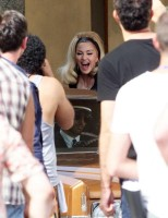 Madonna on the set of Turn up the Radio - 18 June 2012 - Part 3 (13)