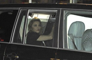 Madonna leaving the o2 World in Berlin - MDNA Tour - 1 July 2012 (3)