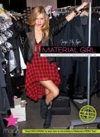 Georgia May Jagger - Material Girl (1)