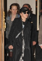 Madonna leaving the Ritz Hotel, Paris (2)