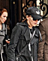 Madonna leaving the Ritz Hotel, Paris (4)
