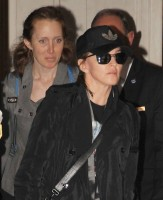 Madonna leaving the Ritz Hotel, Paris (5)