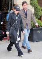 Madonna leaving the Ritz Hotel, Paris (9)