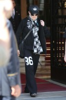 Madonna at the Ritz in Paris - 14 July 2012 (2)