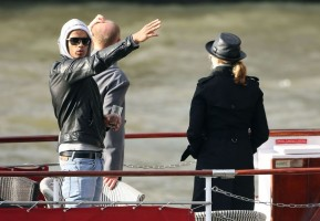 Madonna out and about in Paris - 16 July 2012 (2)