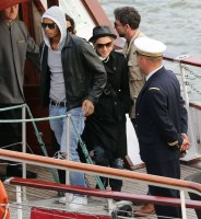Madonna out and about in Paris - 16 July 2012 (13)