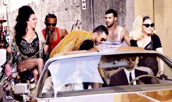 On the set of Turn up the Radio - Madonna - Official - Update 01 (4)