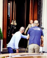On the set of Turn up the Radio - Madonna - Official - Update 01 (8)