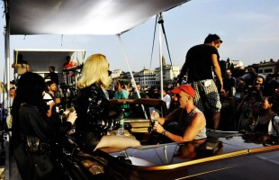 On the set of Turn up the Radio - Madonna - Official - Update 01 (9)