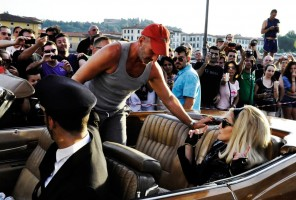 On the set of Turn up the Radio - Madonna - Official - Update 01 (12)