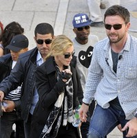 Madonna visits the Leopold Museum, Vienna - 30 July 2012 (1)