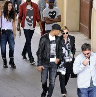 Madonna visits the Leopold Museum, Vienna - 30 July 2012 (2)