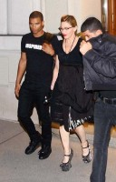 Madonna out and about in Vienna - 31 July 2012 (1)