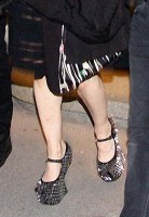 Madonna out and about in Vienna - 31 July 2012 (2)