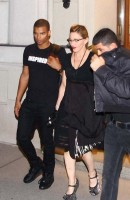 Madonna out and about in Vienna - 31 July 2012 (4)