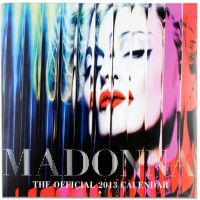 Official MDNA 2013 Calendar - US Version