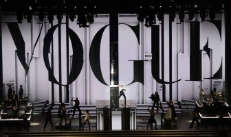 Unique look at the MDNA Tour stage by Moment Factory (4)