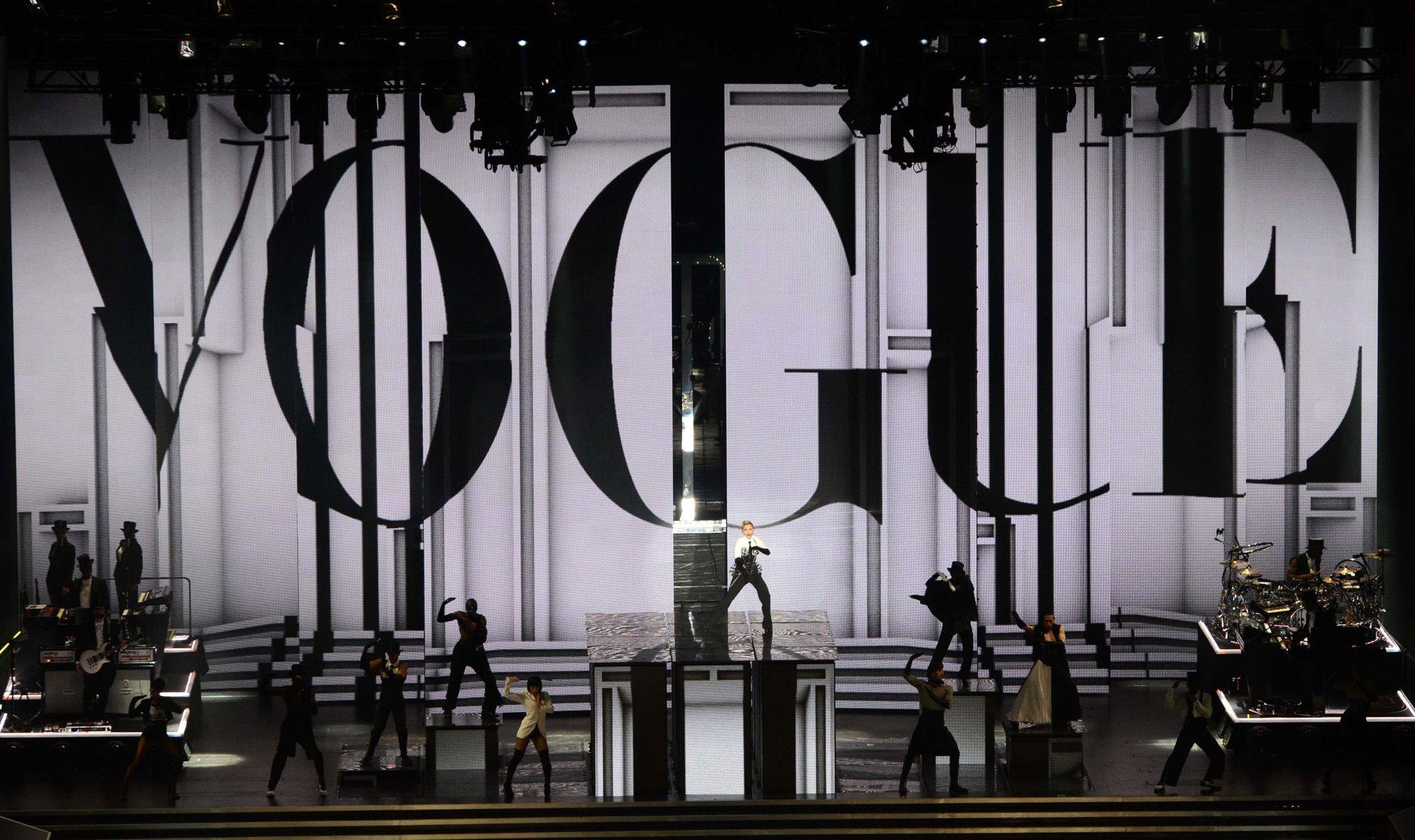 Fecha de lanzamiento del MDNA Tour DVD & Blu-Ray