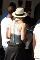 Madonna out and about in Kiev - 3 August 2012 (17)