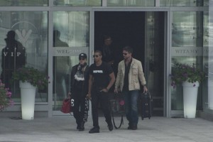 Madonna out and about in Warsaw - 1 August 2012 (4)