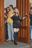 Madonna at the Hard Candy Fitness Opening in Moscow - 6 August 2012 - Update 01 (33)