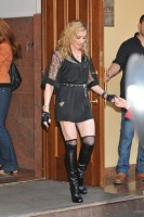 Madonna at the Hard Candy Fitness Opening in Moscow - 6 August 2012 - Update 01 (37)