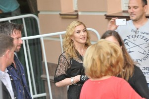Madonna at the Hard Candy Fitness Opening in Moscow - 6 August 2012 - Update 01 (48)