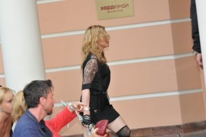Madonna at the Hard Candy Fitness Opening in Moscow - 6 August 2012 - Update 01 (49)