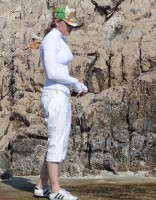 Madonna relaxing in the Antibes in France -  20 August 2012 (1)