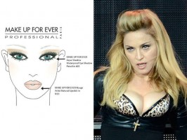 Gina Brooke MDNA Tour beauty secrets (3)