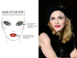 Gina Brooke MDNA Tour beauty secrets (4)