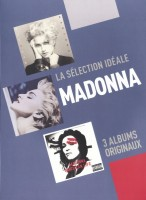 Madonna album box - la selection ideale (1)